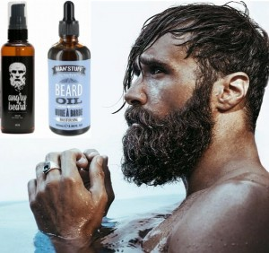 Olejek Do Brody orginalny 2 x 100 ml - Man'stuff Angry Beard