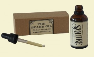 Squire Beard Oil Olejek do brody i zarostu 50 ml