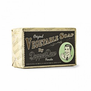 Mydło do brody i ciała, Vegetable Soap 190g / Dapper Dan